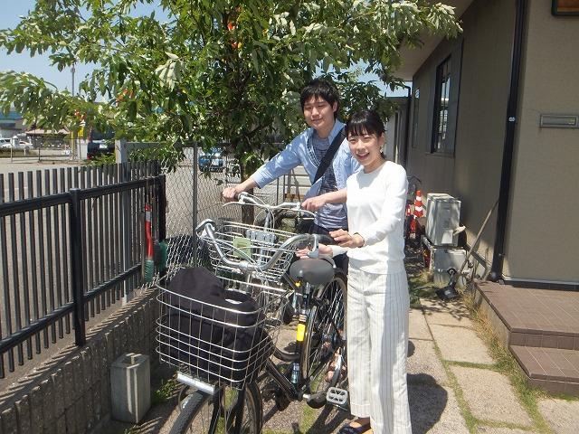 自転車の 自転車 パンク修理 料金 : もう1台レンタサイクルを借り ...