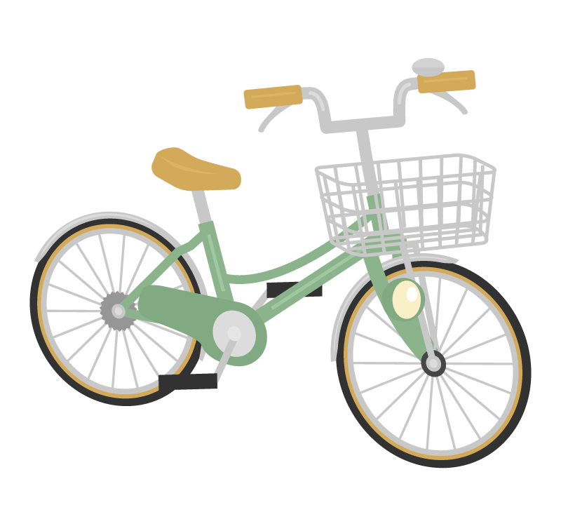 bicycle_illust_4272